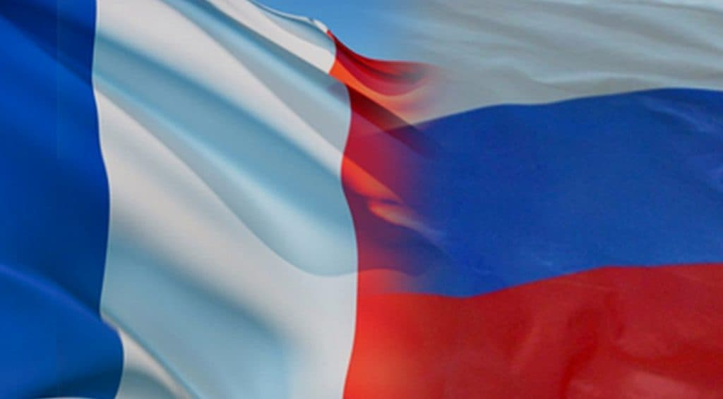 Россия-Франция