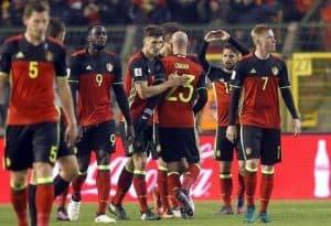 Бельгия – Швейцария: 1хСтавка считает «красных дьяволов» явным фаворитом матча