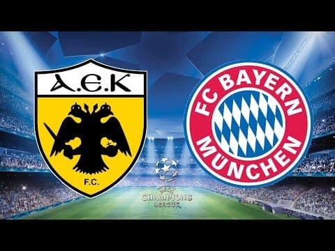 АЕК – «Бавария»: 1хСтавка не оставляет шансов хозяевам