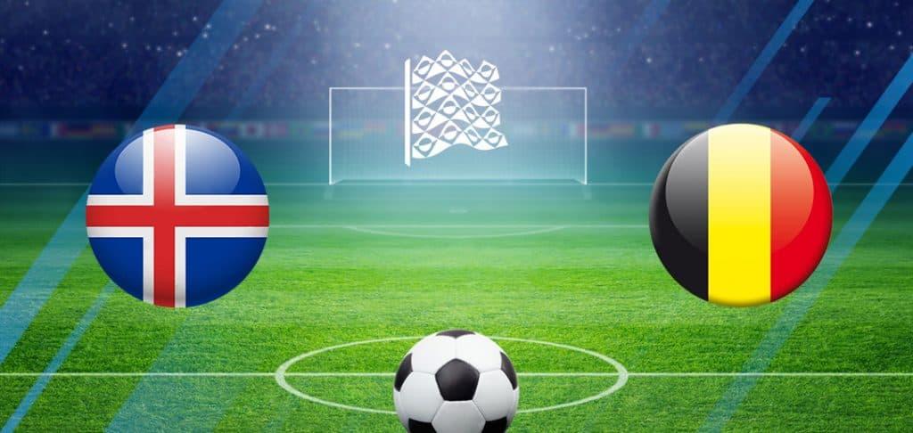 Бельгия – Исландия: 1хСтавка не оставляет исландцам шансов
