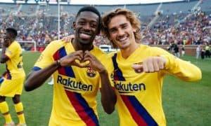 БК 1хСтавка: Барселона остается главным фаворитом Ла Лиги