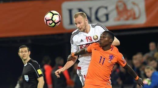 Беларусь Нидерланды прогноз