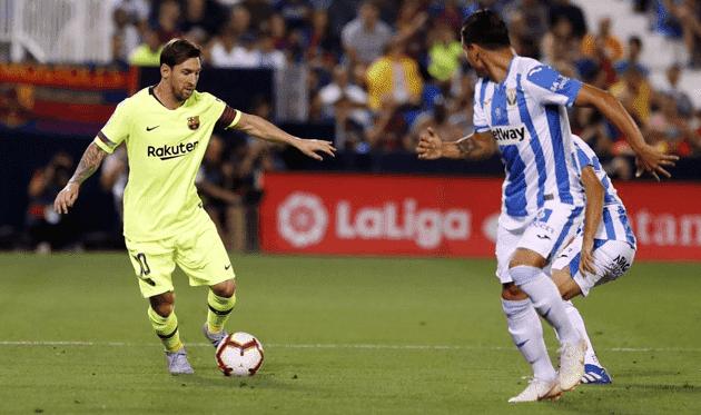 Леганес Барселона прогноз