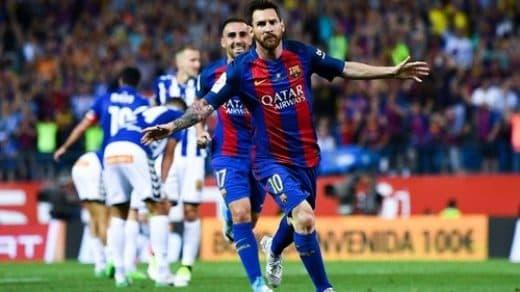 Барселона Алавес прогноз
