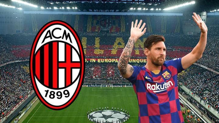 Мог бы быть Месси в Милане